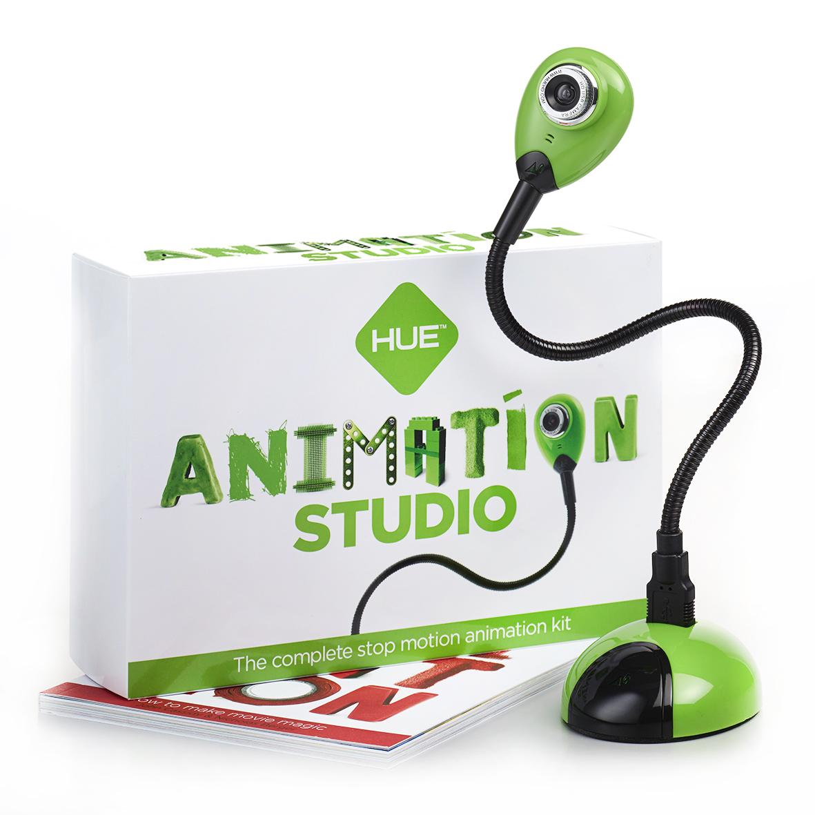 HUE Animation Studio with Bendy Camera